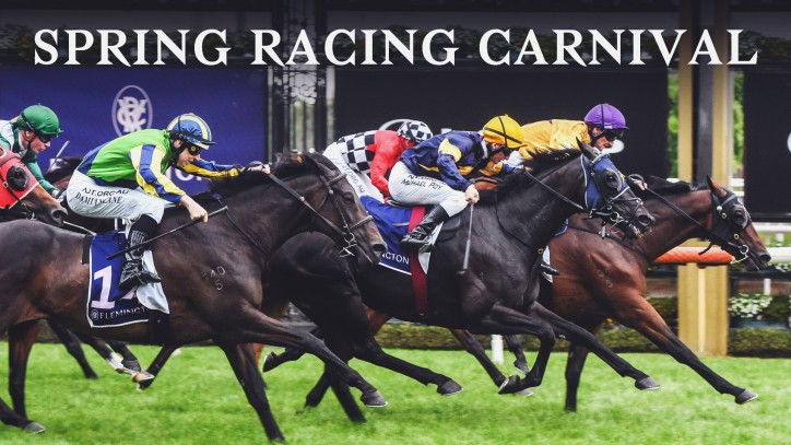 Cox Plate spot up for grabs as Spring Racing hots up on Seven.