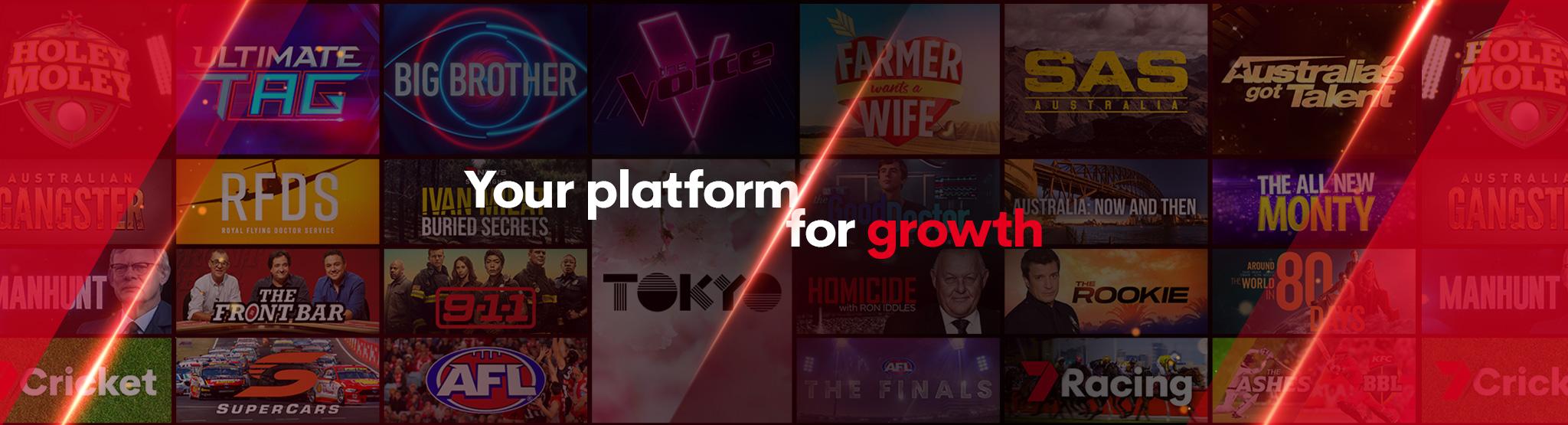 7RED Growth Platform