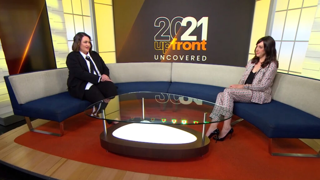 Upfront Uncovered – Seven's Nat Harvey with Lizzie Baker, Zenith
