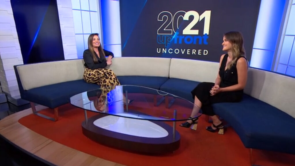 Upfront Uncovered – Seven's Nicole Bence with Flaminia Sapori, Matterkind