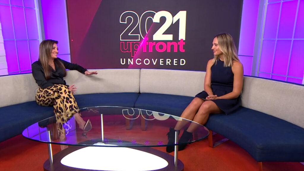 Upfront Uncovered – Seven's Nicole Bence with Georgie Fox, Group M