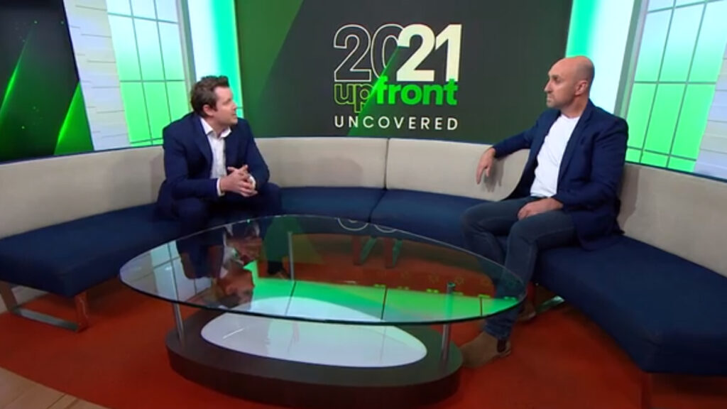 Upfront Uncovered – Seven's Rob Maclean with Aaron Miller, OMD