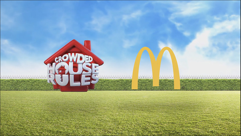 House Rules lifts McDonald's brand attribute scores