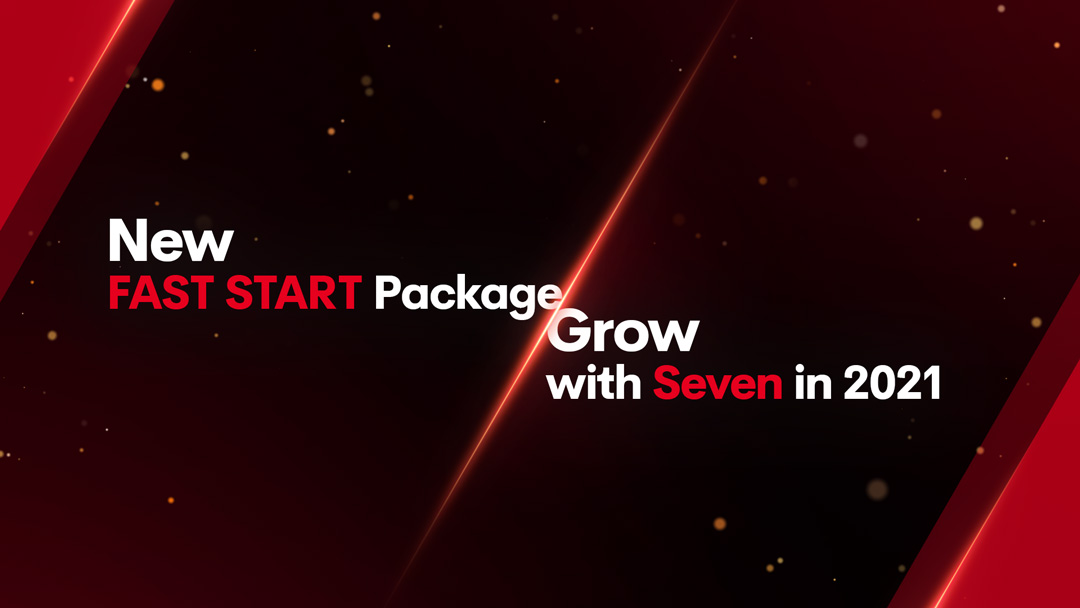 Seven's Fast Start Package