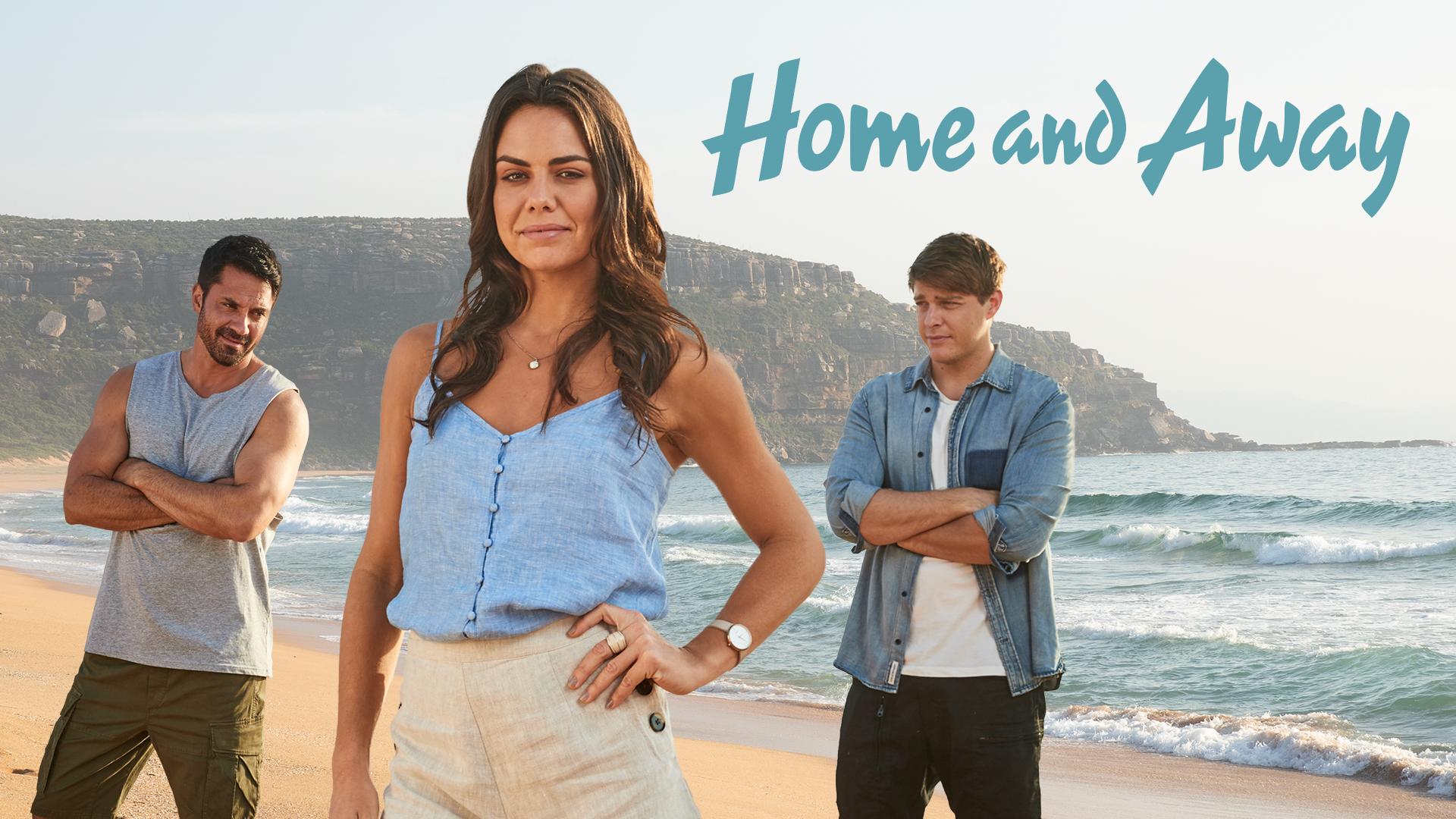 Home and Away: Australia's #1 drama