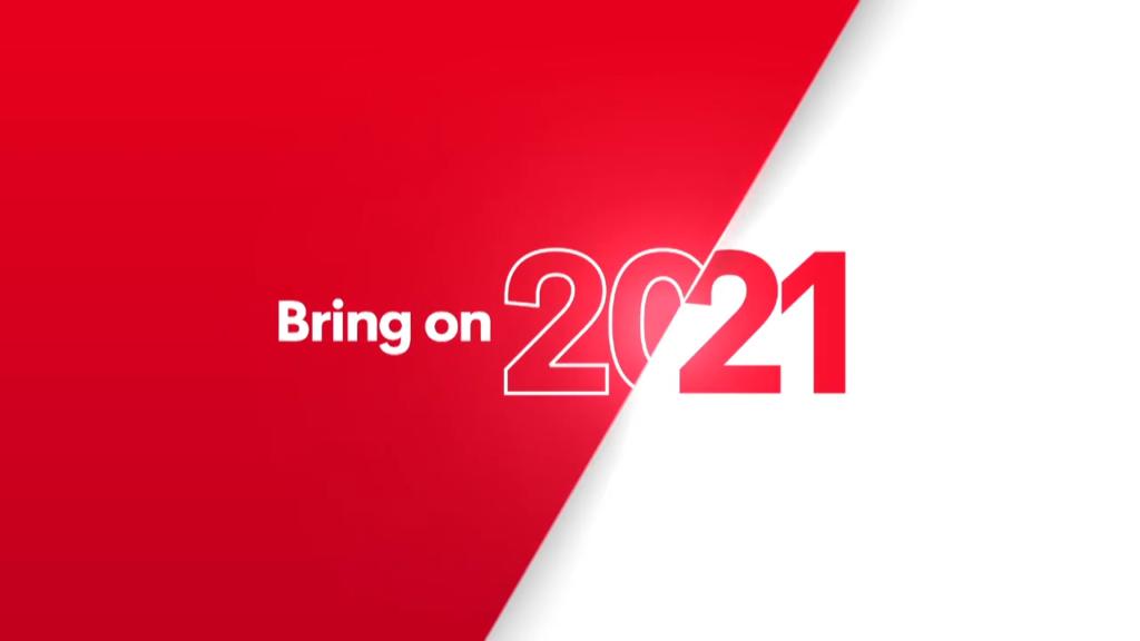 Bring on 2021