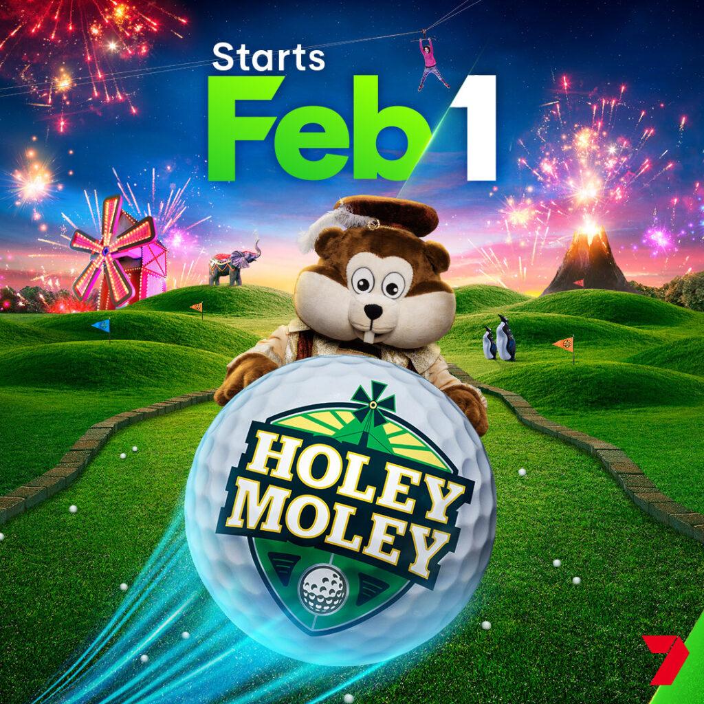 Holey Moley starts Feb 1