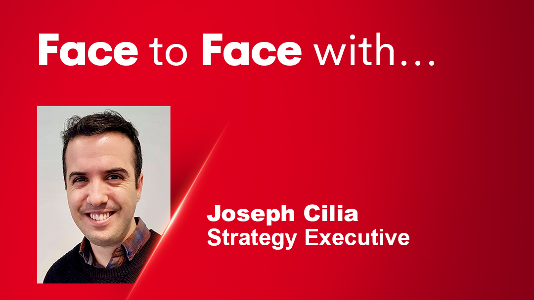 Face to Face with Joseph Cilia