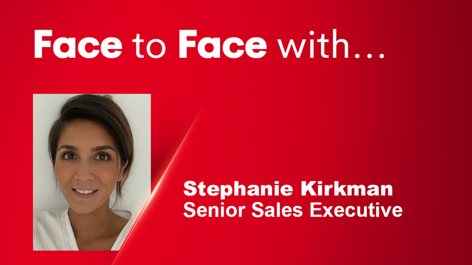 Face to Face with Stephanie Kirkman