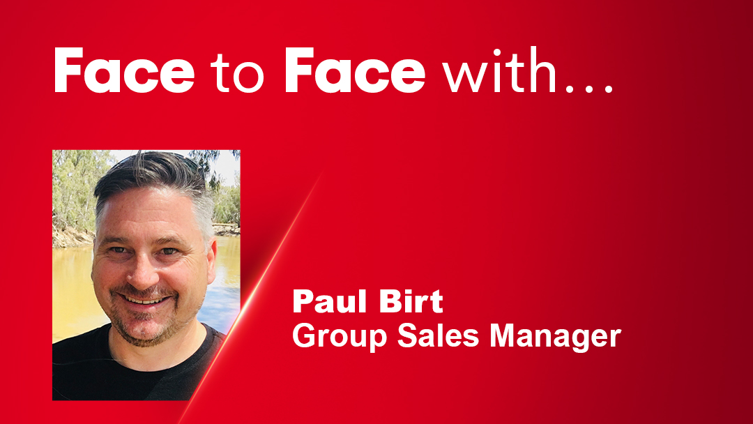 Face to Face with Paul Birt