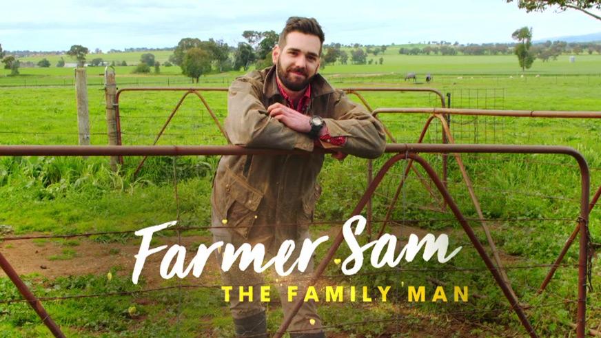 Farmer Sam is ready to wed