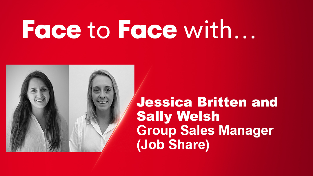 Face to Face with Jessica Britten and Sally Welsh