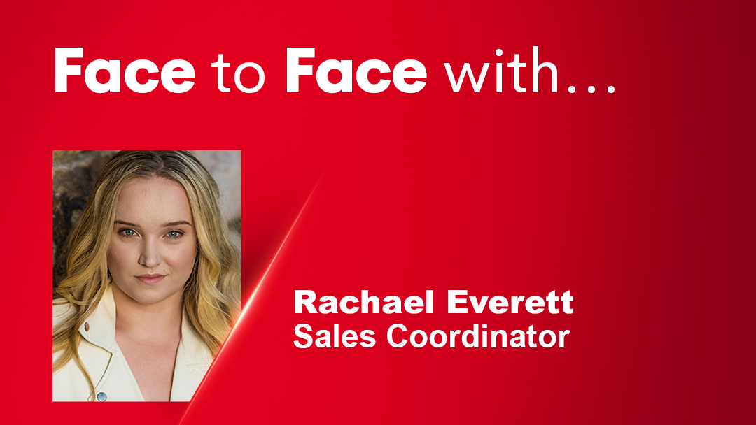 Face to Face with Rachael Everett