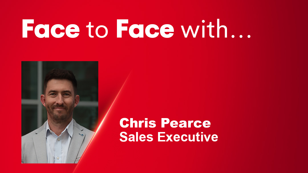 Face to Face with Chris Pearce