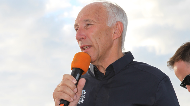 The voice of cycling joins Seven