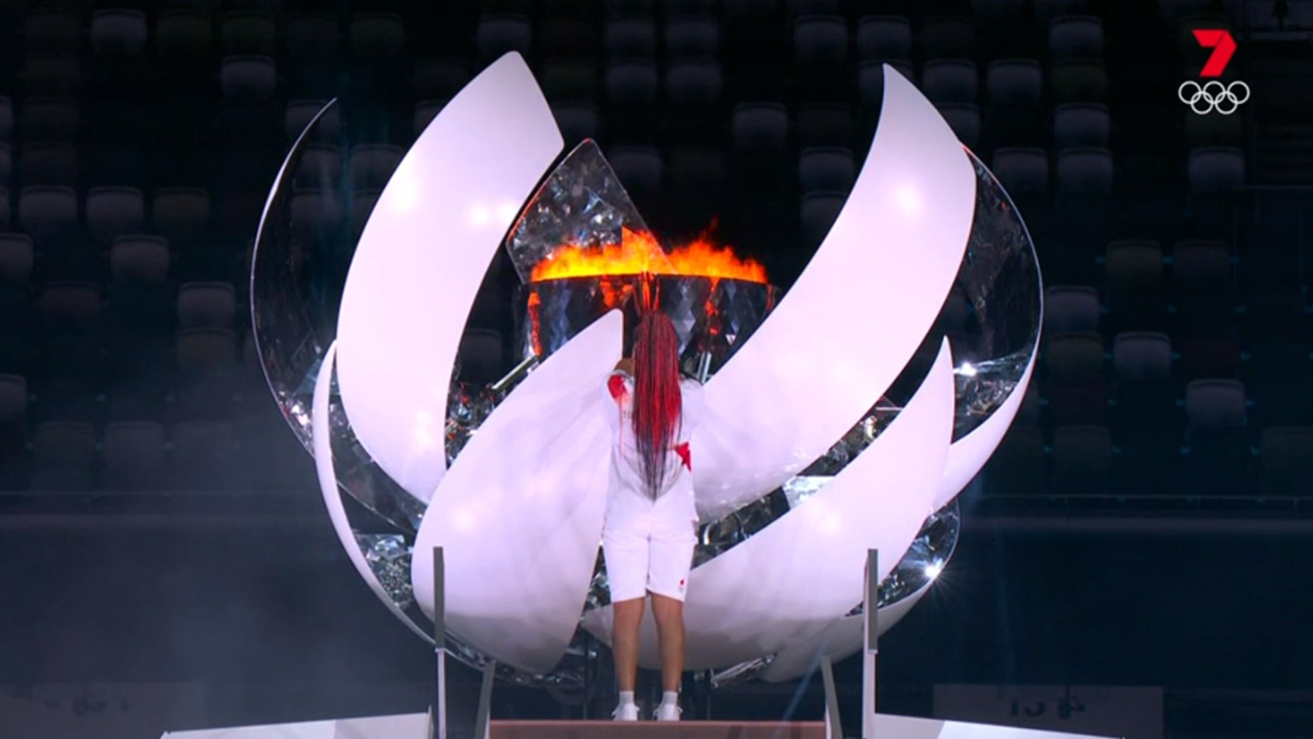 Tokyo 2020 Opening Ceremony takes the crown