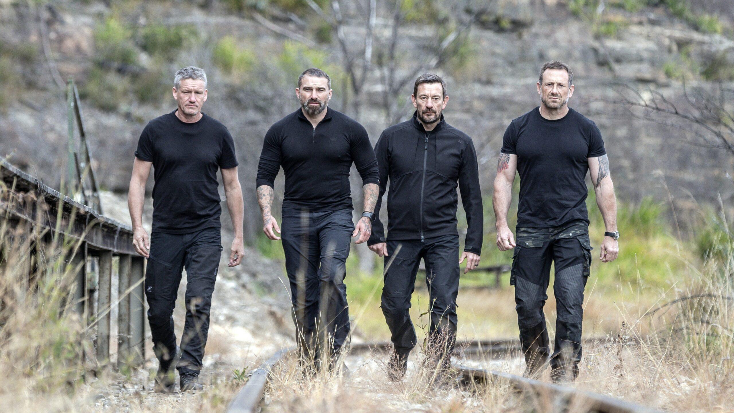 TV's toughest test is back with SAS Australia