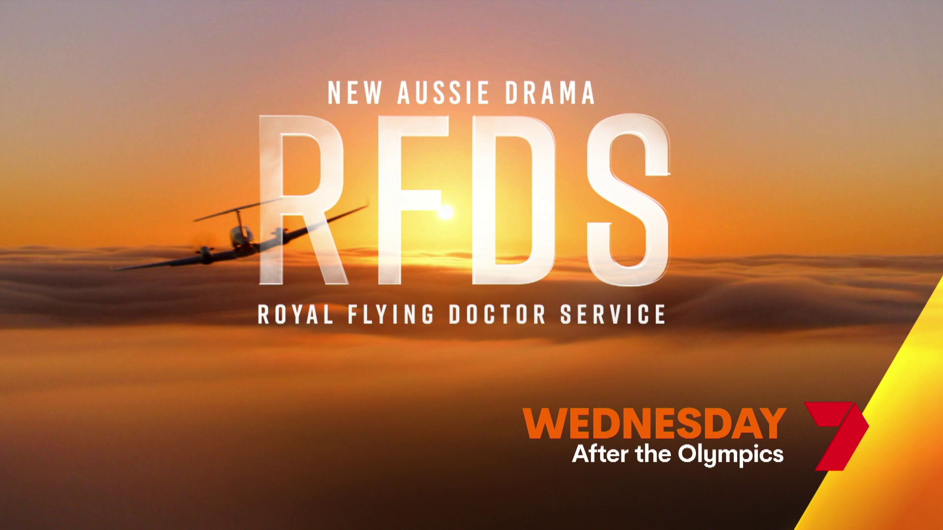 Epic new Australian drama takes flight