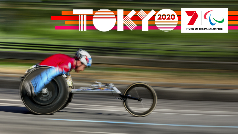 Australia's Home of the Paralympic Games Tokyo 2020
