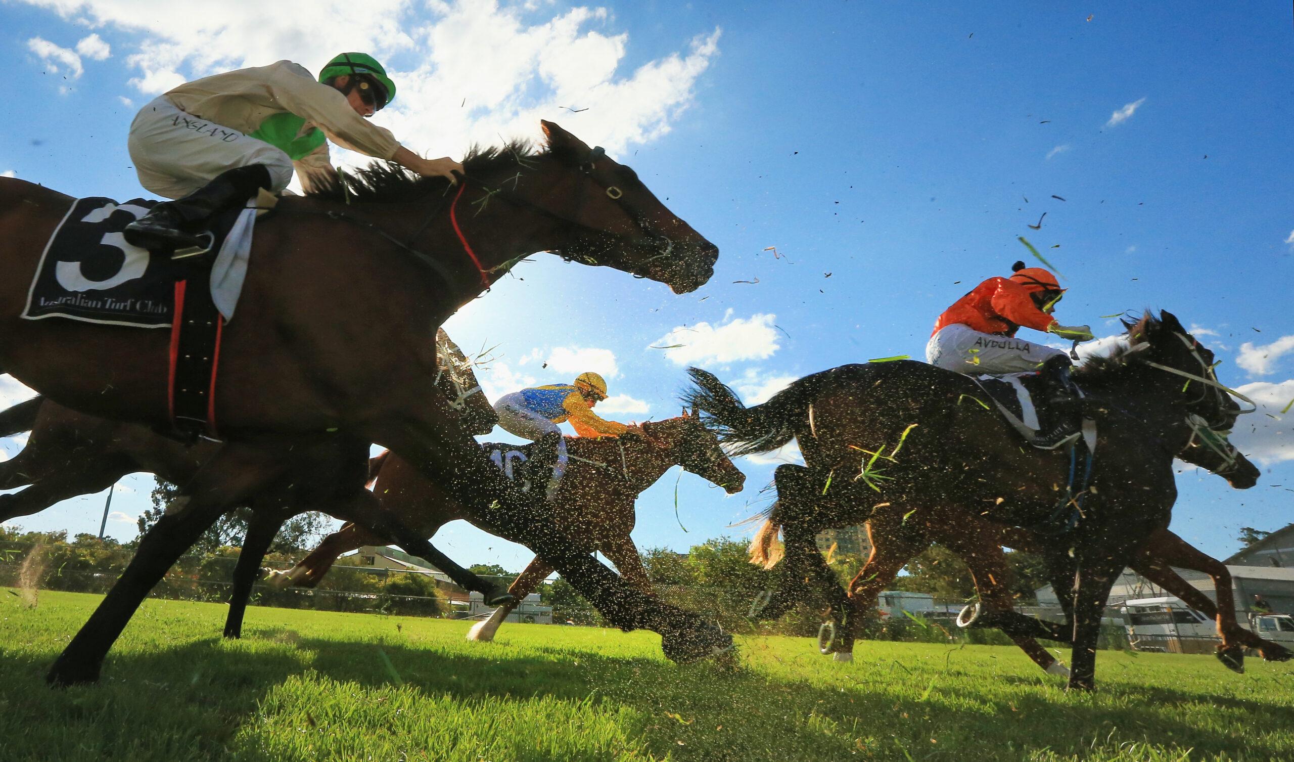 Landmark deal secured for Australian racing