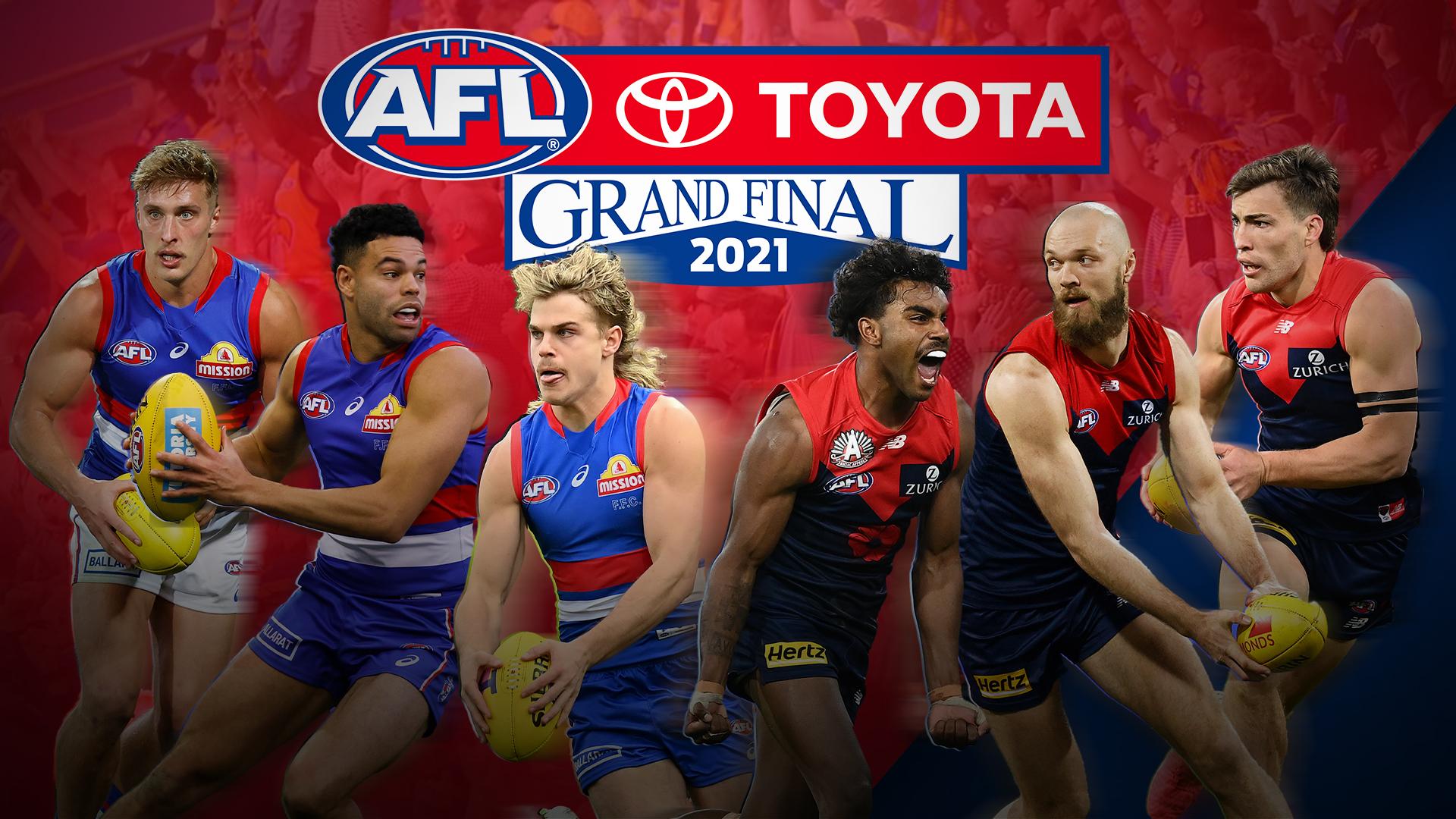 Seven's AFL Grand Final: #1 show of 2021