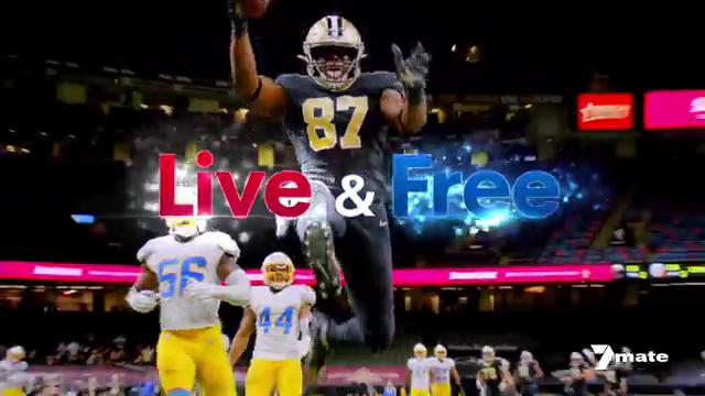 NFL season kicks off on Seven this Monday