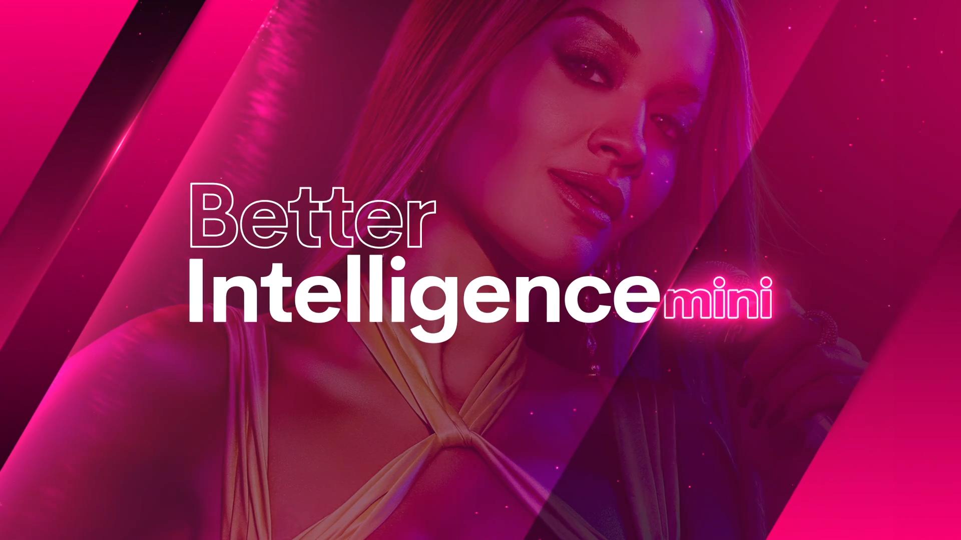 Better Intelligence